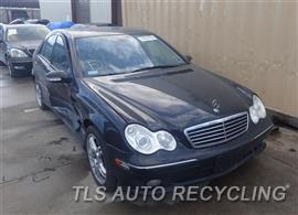 2003 Mercedes C32 Parts Stock# 6485GY