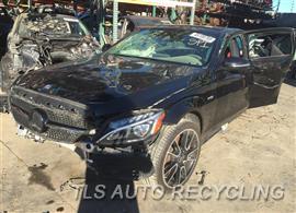 Used Mercedes C43 Parts
