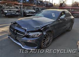 Used Mercedes C450 Parts