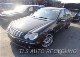 Used Mercedes C55 Parts