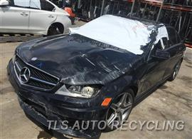 Parting Out Stock# 9326GY 2014 Mercedes C63