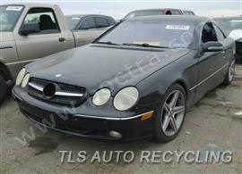 Used Mercedes CL500 Parts