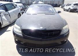2007 Mercedes CL550 Parts Stock# 7198BK