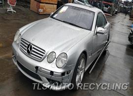 Parting Out Stock# 9786BR 2003 Mercedes Cl55