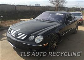 Used Mercedes CL55 Parts