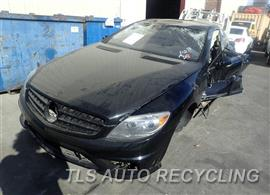 Used Mercedes CL63 Parts