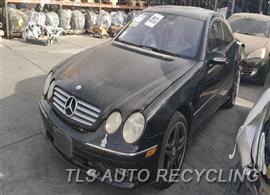 Parting Out Stock# 9744YL 2005 Mercedes Cl65