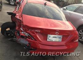 2014 Mercedes CLA250 Parts Stock# 8661GY