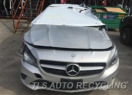Parting Out Stock# 9083GY 2014 Mercedes Cla250