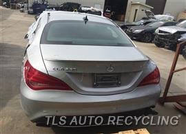 2014 Mercedes CLA250 Parts Stock# 9083GY