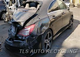 2014 Mercedes CLA250 Parts Stock# 00455R