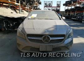 2014 Mercedes CLA250 Parts Stock# 00630R