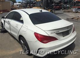 2015 Mercedes CLA250 Parts Stock# 9486RD