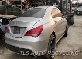 2015 Mercedes CLA250 Parts Stock# 00578W