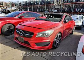 Used Mercedes CLA250 Parts