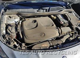 2016 Mercedes CLA250 Parts Stock# 10014R