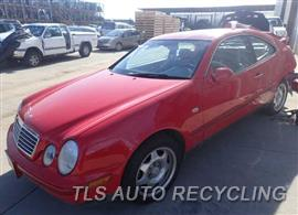 Used Mercedes CLK320 Parts