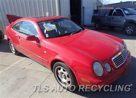 1999 Mercedes CLK320 Car for Parts