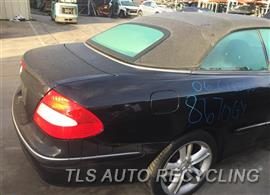 2006 Mercedes CLK350 Parts Stock# 8670GY