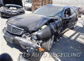 1999 Mercedes CLK430 Car for Parts