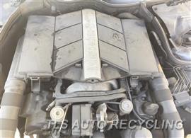 2004 Mercedes CLK500 Parts Stock# 9564YL