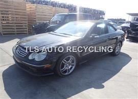 2005 Mercedes CLK500 Parts Stock# 5151RD