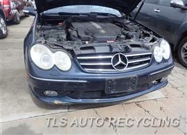 2005 Mercedes CLK500 Parts Stock# 7091RD