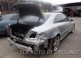 2005 Mercedes CLK500 Parts Stock# 7490BL