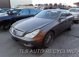 Parting Out Stock# 7564BR 2006 Mercedes Cls500