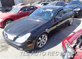 Parting Out Stock# 7449OR 2008 Mercedes Cls550