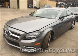 Parting Out Stock# 8686RD 2012 Mercedes Cls550