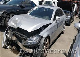 Parting Out Stock# 00285O 2012 Mercedes Cls550