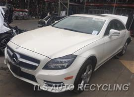 Used Mercedes CLS550 Parts