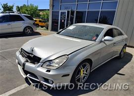 Parting Out Stock# 10328P 2006 Mercedes Cls55