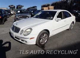2003 Mercedes E320 Car for Parts