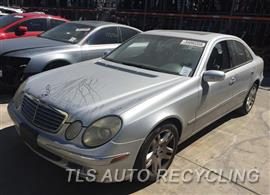 Parting Out Stock# 9355GR 2005 Mercedes E320