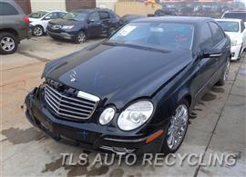 Parting Out Stock# 7016YL 2008 Mercedes E350