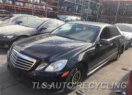 Parting Out Stock# 9516BR 2010 Mercedes E350