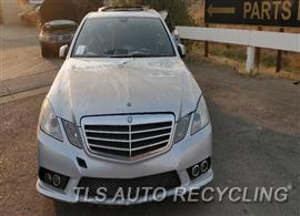 Used Mercedes E350 Parts