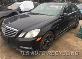 Parting Out Stock# 9011GY 2012 Mercedes E350