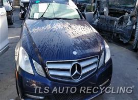 Parting Out Stock# 00691O 2012 Mercedes E350