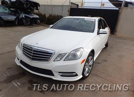 Parting Out Stock# 8157GY 2013 Mercedes E350