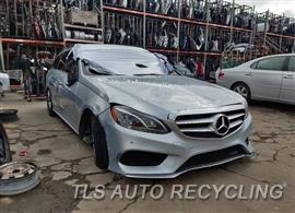 Used Mercedes E350 Parts