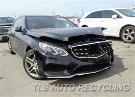 Used Mercedes E400 Parts