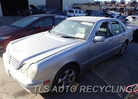 Used Mercedes E430 Parts