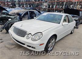 Used Mercedes E500 Parts