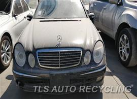Used Mercedes E500 Parts