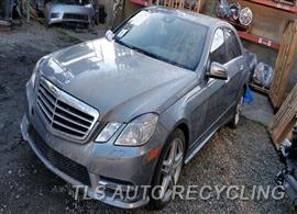 Parting Out Stock# 9783RD 2013 Mercedes E550