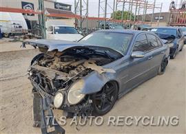 Used Mercedes E55 Parts