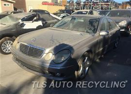 Parting Out Stock# 8629YL 2005 Mercedes E55